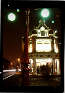 Hyde Park Picture House (photo from http://www.hydeparkpicturehouse.co.uk/history.php)