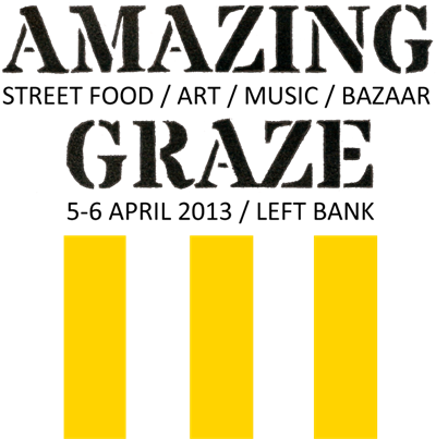 Amazing Graze 5-6 April 2013